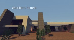 Modern House | by happy_gaming Minecraft Map & Project