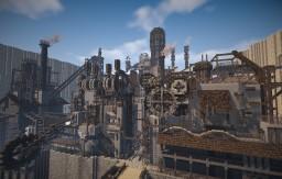 ReuterVert - steampunk 2nd plant - Minecraft