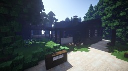 farm style modern house Minecraft Map & Project
