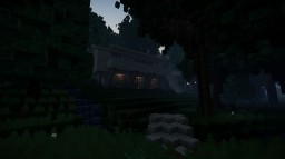 modern cottage Minecraft Map & Project