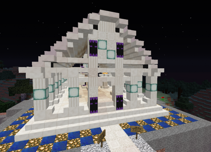 Temple. Created by Lightdragon65
