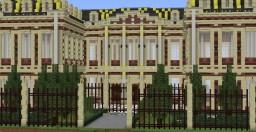 Maison de Versaiiles - By PointlessPharaoh Minecraft Map & Project