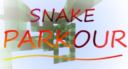 SNAKE PARKOUR - Parkour Map - By BxPLAY Minecraft Map & Project