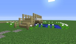 The Lovely Bridge Minecraft Map & Project