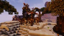 Wüstenhaus [EBK] Minecraft Map & Project