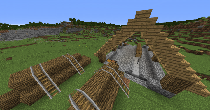 7 Lumberjack