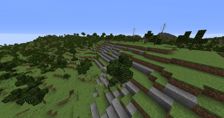 7.3 Actual Tree Repopulation Zone