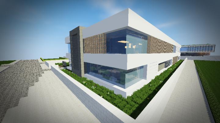 Maison moderne #3 Minecraft Map