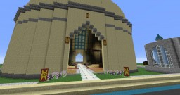 Eastbound Sundome Minecraft Project