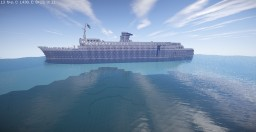 SS Sunshine Majesty Minecraft Map & Project