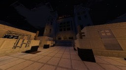 Outlast in minecraft Minecraft Project