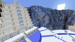 Northern Water Tribe City - Updating while building... Minecraft Map & Project