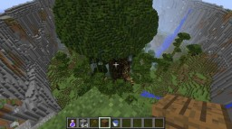 Tree Island Minecraft Project