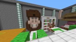 GIANT VIRTUAL PET - VANILLA REDSTONE Minecraft Map & Project