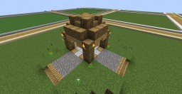 Small Spawnpoint Minecraft Map & Project