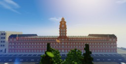 Traditional Train Station Minecraft Map & Project