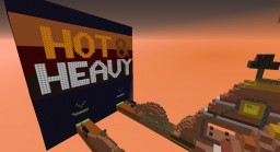 Hot And Heavy: Race for Wool (v7 for 1.13.2) Minecraft Map & Project