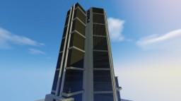 Modern Skyscraper Minecraft Project