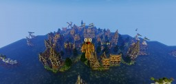 Platos Minecraft Map & Project