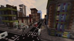 Phruburg - Minecraft City Minecraft Map & Project