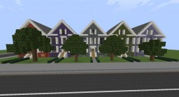 TownHouse Minecraft Project