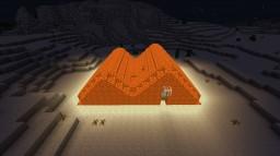 Lava House Minecraft
