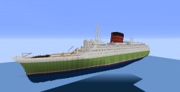 R.M.S. Caronia 2016 update Minecraft Map & Project
