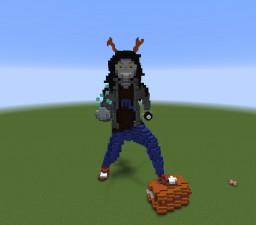 Vriskraft Minecraft Map & Project