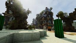 Wüstenmap [Universelle Karte] Minecraft Map & Project