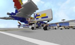 Airport Ground Service and Transport Minecraft