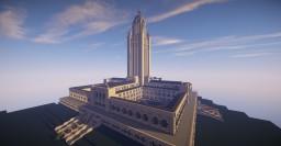 Nebraska State Capitol Building | StickmenRocks Minecraft Project