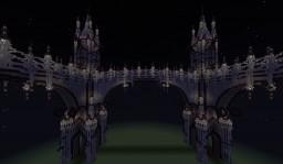Fantasy build Minecraft Project