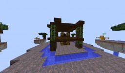 Witch's hut Minecraft Skywars Map [FREE DOWNLOAD] Minecraft Map & Project