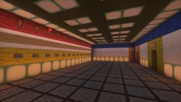 Automatic Redstone Minecart Train Station Minecraft Map & Project