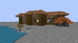 Jack's New House Minecraft Map & Project