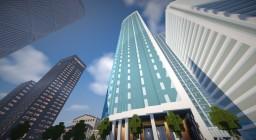 Modern skyscraper #2 Minecraft