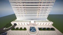 Modern skyscraper #3 Minecraft Map & Project