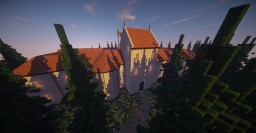 Das Alte Stadt | The Old CIty Minecraft Map & Project