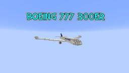 Boeing 777 300-ER   Lufthansa ™ Concept Minecraft Map & Project