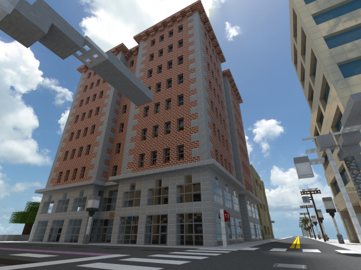 S Apartment Building Hcp Minecraft Project