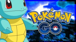 Pokemon Go Texture Pack   Blue Squirtle Water
