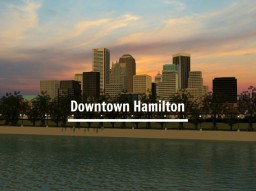 Downtown Hamilton | Artenia Minecraft Map & Project