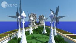 E-Zero | Sustainable Housing Minecraft Map & Project