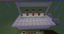 forca antiga old gallows Minecraft Map & Project