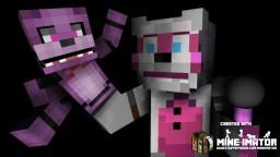 FNaF Sister Location (Fan Made) Minecraft