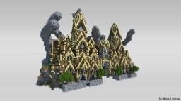 Castle Hub Minecraft Map & Project