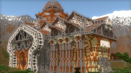 **Invictus HUB** Minecraft Map & Project