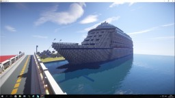 M/S Birka II [Cruise Ship] [Baltic Sea] Minecraft