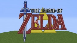Legend of Zelda A Link to the Past (Changed direction of the map) Minecraft Map & Project