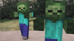 Zombies: Where Did They Come From Minecraft Blog Post
